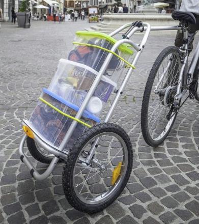 Option accroche vélo